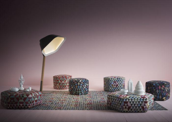 Triangles, design Bertjan Pot