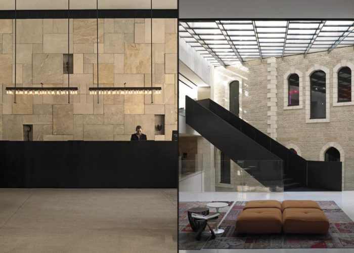 MAMILLA, Jerusalem by Piero Lissoni