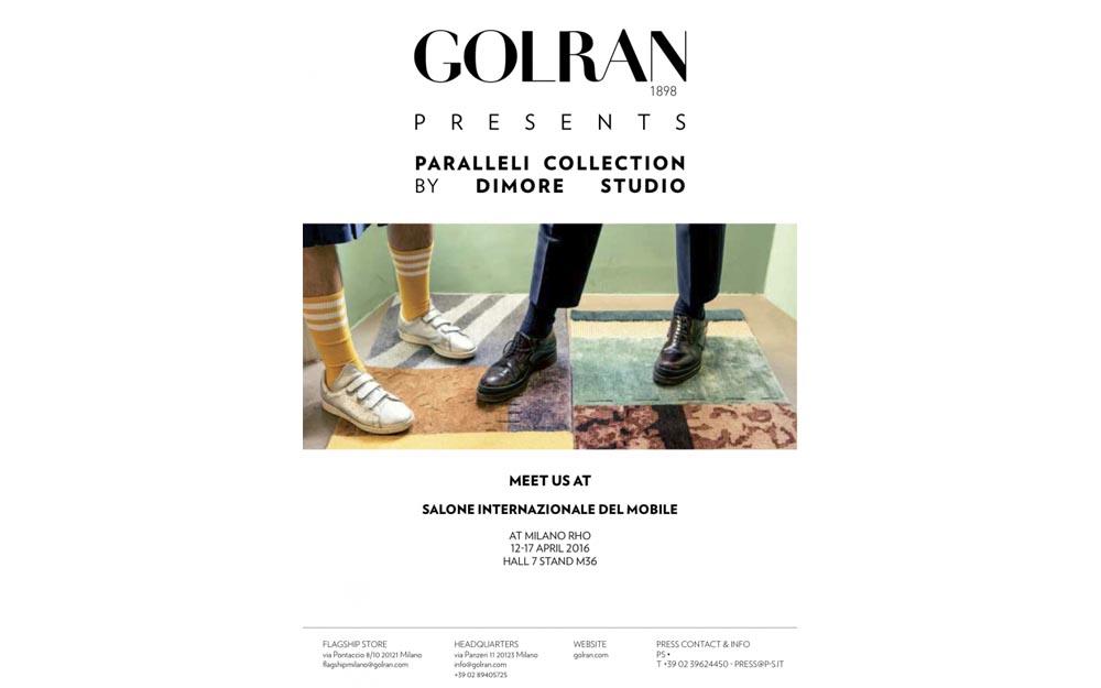 Salone del mobile 04 2016 golran for Salone del mobile date 2016