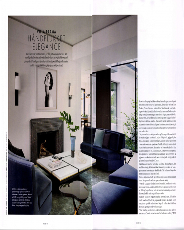 Elle Decoration Denmark Golran