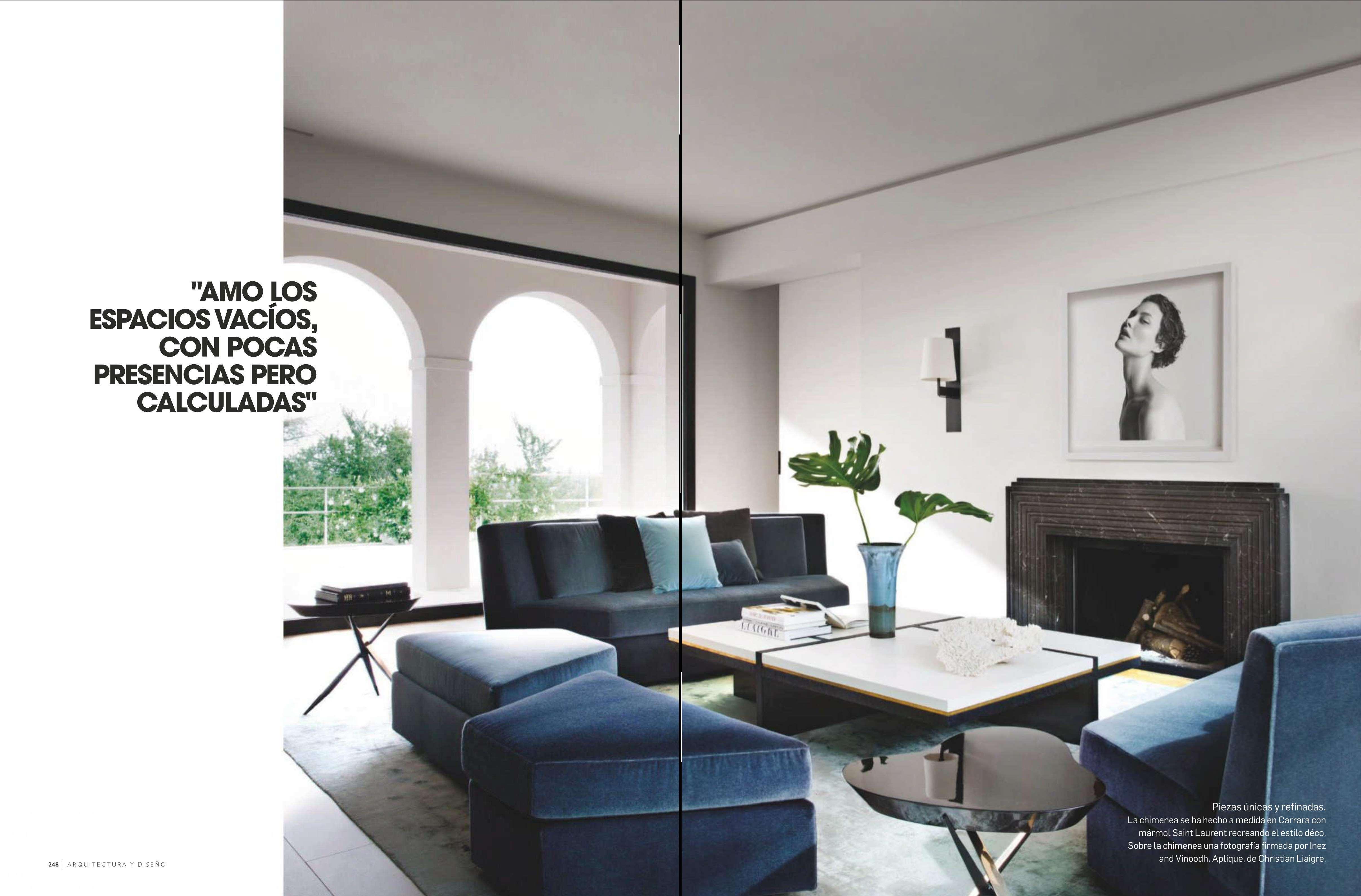 Arquitectura y diseno spa golran - Salon diseno ...