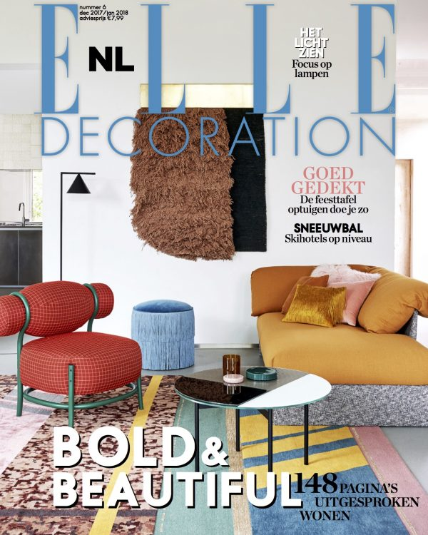 ELLE DECORATION NL, The NewNow Trend Compass
