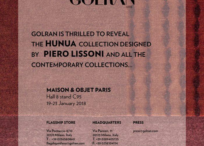 MAISON & OBJET PARIS 19-01-2018