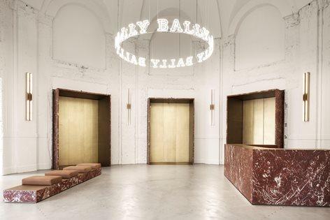 BALLY MILAN SHOW ROOM, BY STORAGEMILANO