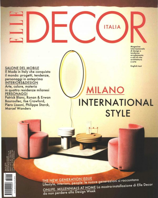 ELLE DECOR ITALIA