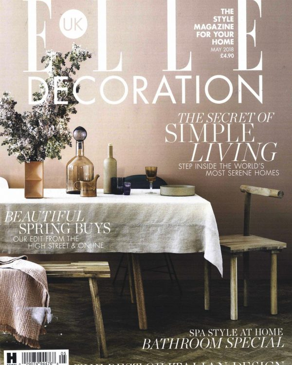ELLE DECORATION UK, SOOTHE YOUR SENSES