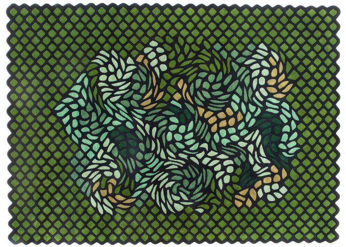 Garden of Eden, DESIGN INDIA MAHDAVI
