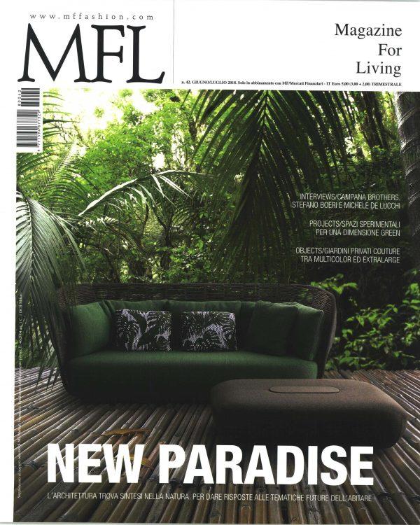 MFL MAGAZINE FOR LIVING, SUPERNATURAL