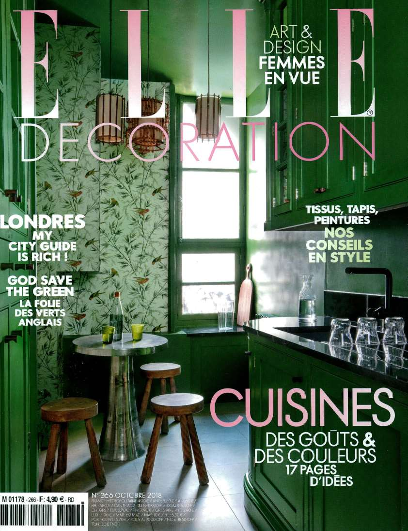 ELLE DECORATION FRANCE - Golran