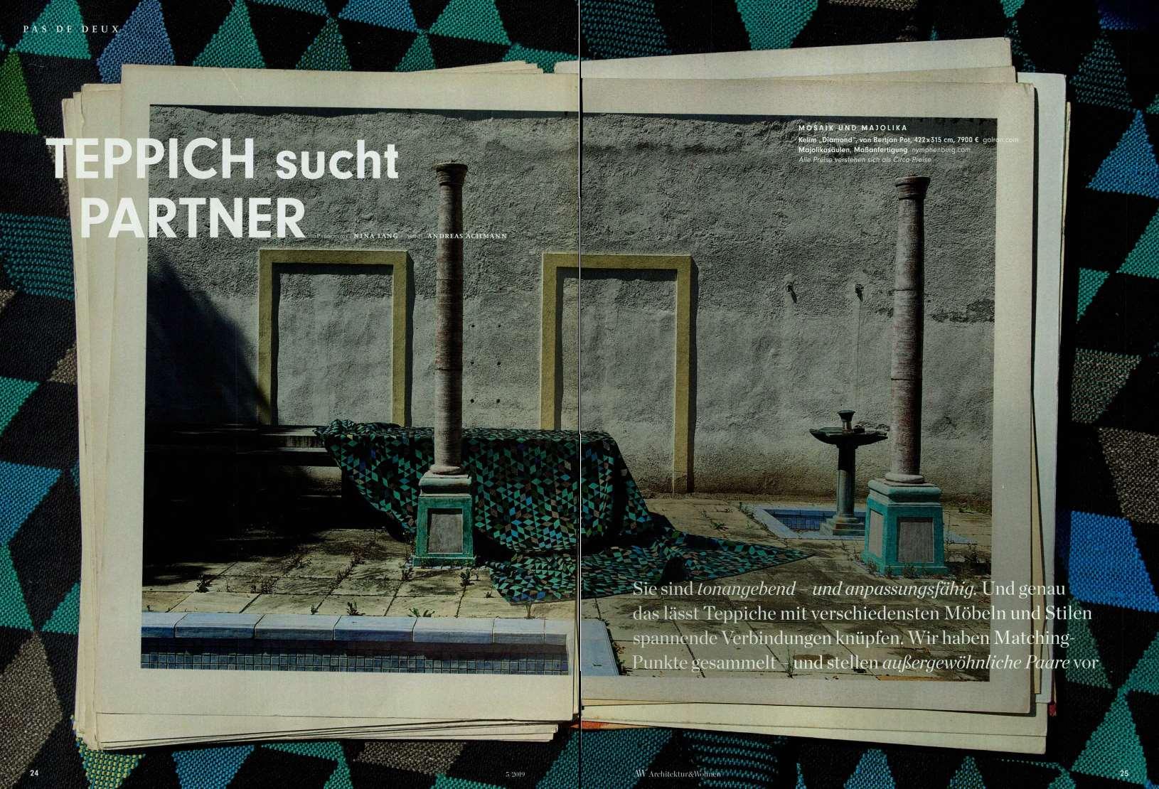 A W Architektur Wohnen Germany Golran
