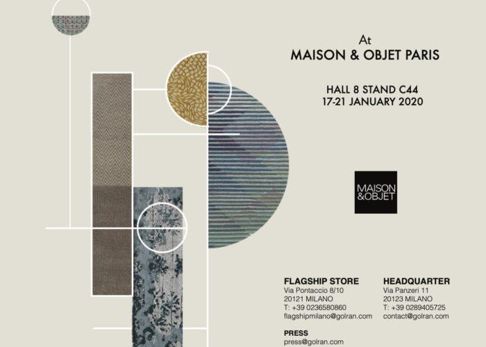 MAISON & OBJET PARIS 17-01-2020