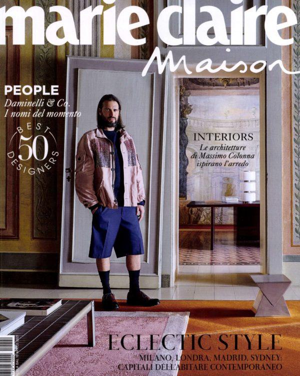 MARIE CLAIRE MAISON ITALIA, 50 Best designers april 2021